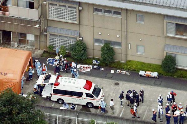19 قتيلا في مجزرة بالسكاكين ضد معوّقين باليابان